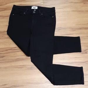 PAIGE Jean's Size 28 Verdugo Crop